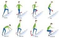 صعود الدرج ... اهم رياضة من الممكن ممارستها خلال الحياة اليومية