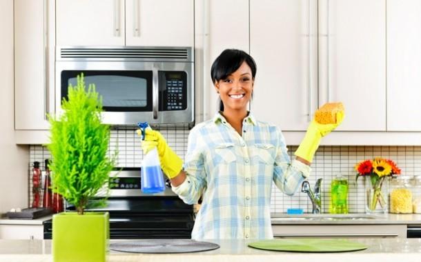 نصائح سهلة لتنظيف المطبخ