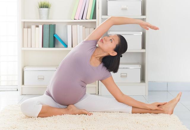 أهمية ممارسة الرياضة أثناء الحمل