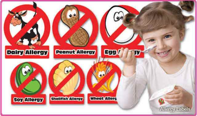 الحساسية الغذائية بين الصح والخطأ