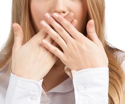التخلص من رائحة النفس الكريهة